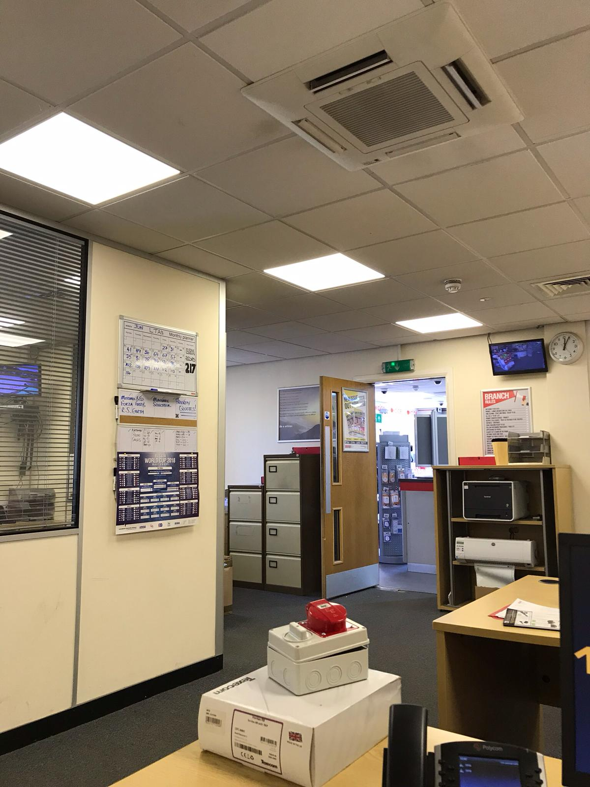 Commercial Electricians in Wakefield, West Yorkshire